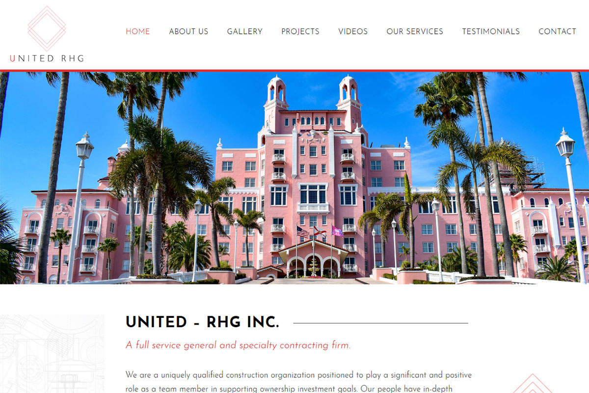 United – RHG Inc.